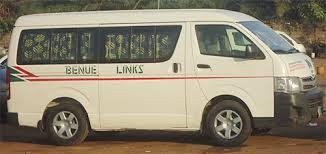 benue links park bus